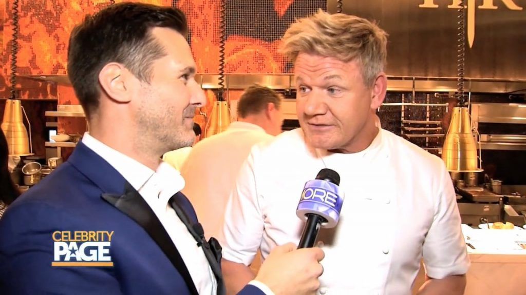 Gordon Ramsay On Upcoming Hells Kitchen Duel With Bobby