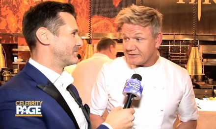 Gordon Ramsay on Upcoming 'Hell's Kitchen' Duel with Bobby Flay