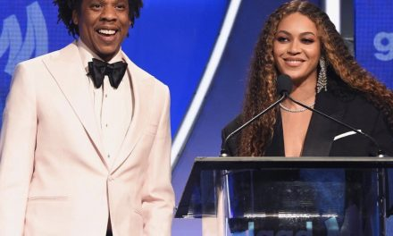 Beyoncé Honored at the 30th GLAAD Media Awards