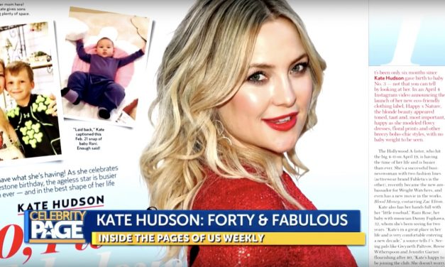 Relationship Rumors: Kate Hudson, Wendy Williams, and Kylie Jenner