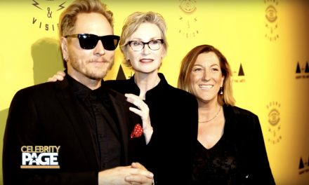 Jane Lynch and Musician Friends Bring the Arts to Public Schools