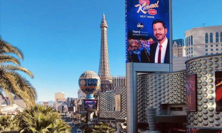 Jimmy Kimmel is Taking Over Las Vegas in a Big Way