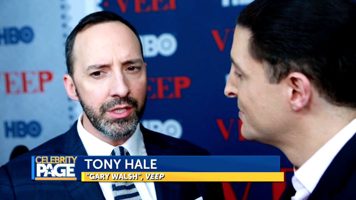 Tony Hale Veep