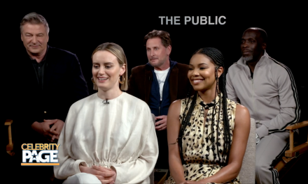 Emilio Estevez and 'The Public' Cast on Homelessness