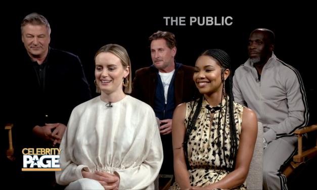 Emilio Estevez and 'The Public' Cast on Homelessness