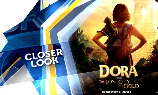 'Dora the Explorer' is Back for a Live-Action Film!