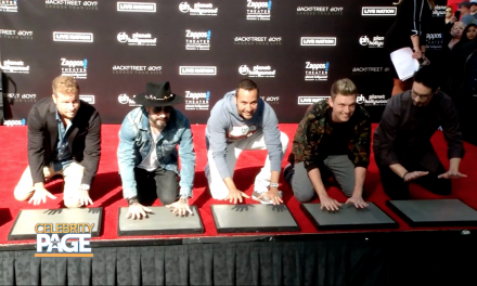 The Backstreet Boys Leave a Lasting Impression on Vegas!