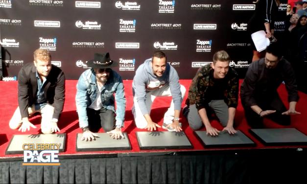 The Backstreet Boys Leave a Lasting Impression on Vegas!