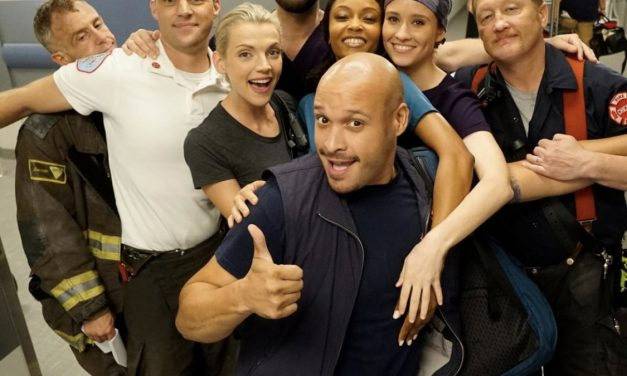 'Chicago Fire' & 'Chicago Med' are HEATING UP!