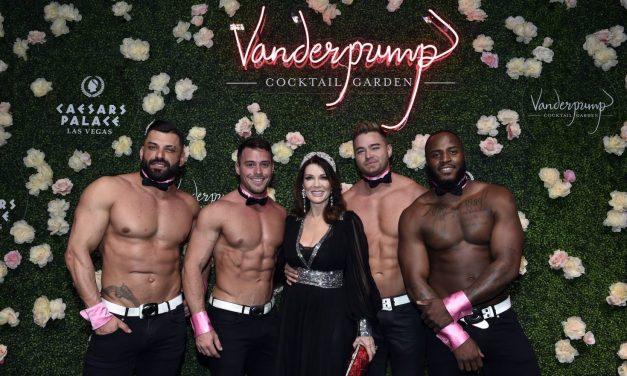 Lisa Vanderpump Has Arrived in Las Vegas with the Vanderpump Cocktail Garden!