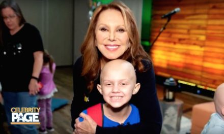 Marlo Thomas Honored at Colleagues Spring Luncheon!