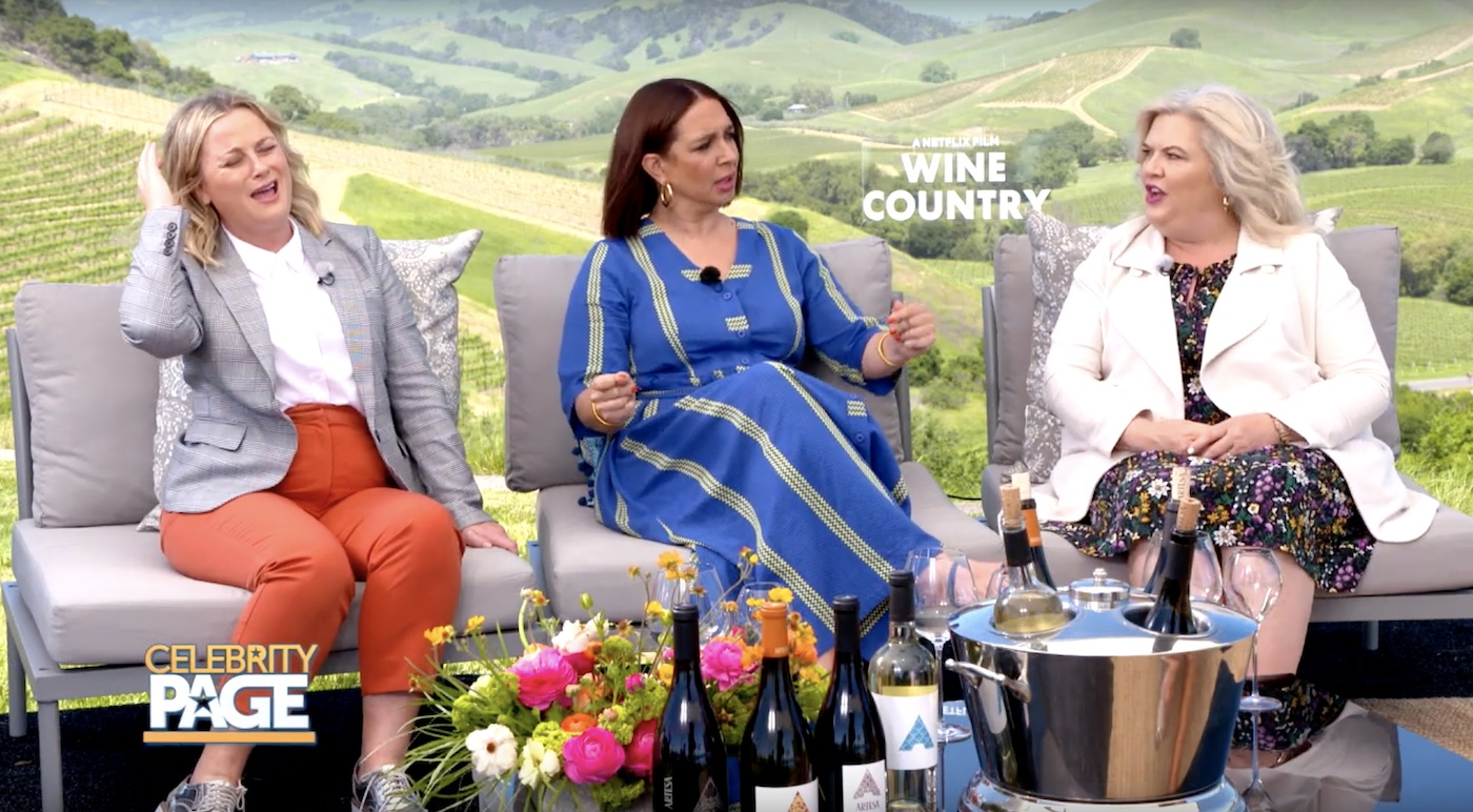 Wine Country's Cast Breaks into Song