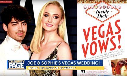 Inside Joe Jonas and Sophie Turner's Surprise Las Vegas Wedding