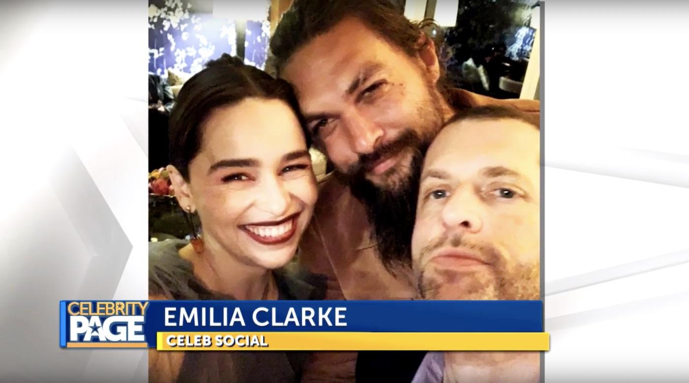 Emilia Clarke on Instagram