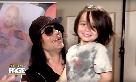 Criss Angel Fights to Make Pediatric Cancer Disappear