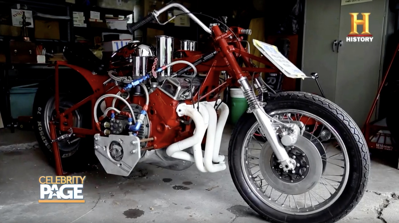 American Pickers Motorcycle