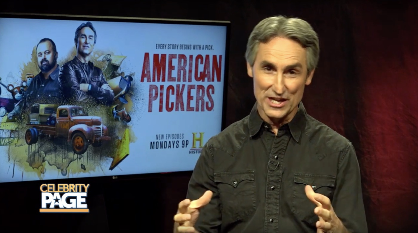 Mike Wolfe From American Pickers Is American Pickers Staged