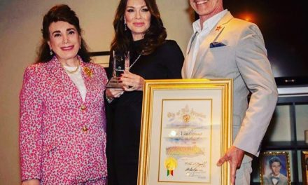 Lisa Vanderpump Honored with Hollywood Legacy Award For LGBTQ Advocacy