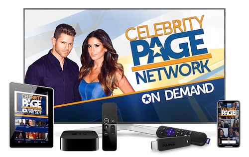 Watch Celebrity Page on Any Device