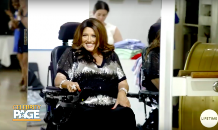 Abby Lee Miller on 'Dance Moms: Resurrection'