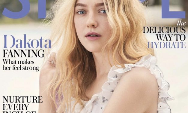 Dakota Fanning Graces Shape Magazine's Cover!