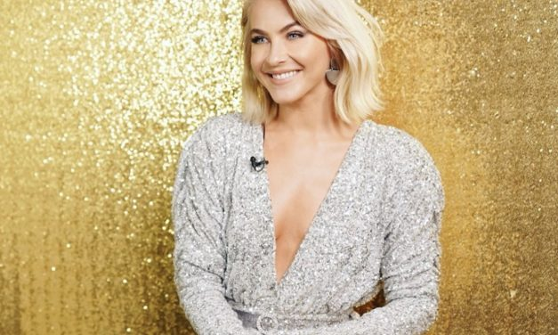 Julianne Hough's Rise to Stardom Through Inner Balance