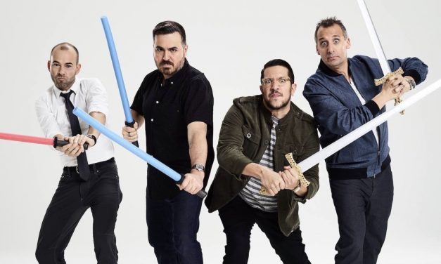 Impractical Jokers Stars On Filming and Being Recognized in NYC