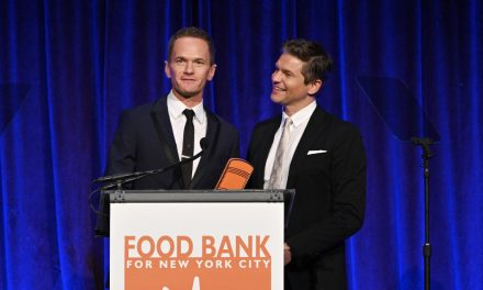 Celebs Step Out to Support the NYC Food Bank