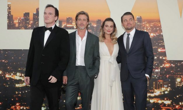 Tarantino Breaks his Opening Weekend Record with 'Once Upon a Time in Hollywood'