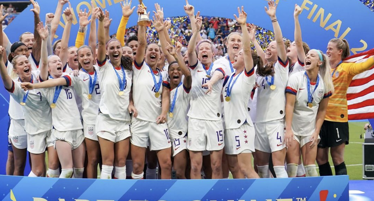 Celebrities Take to Twitter After the USWNT World Cup Win