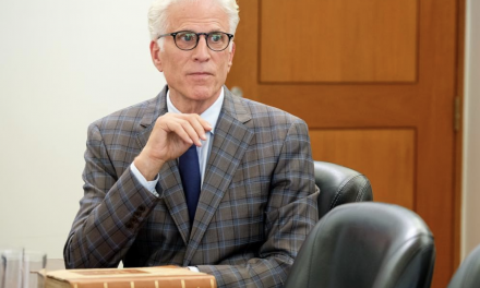 Ted Danson on the Beginning of the End of 'The Good Place'