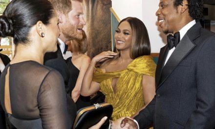 Hollywood Royalty and British Royalty Finally Meet!