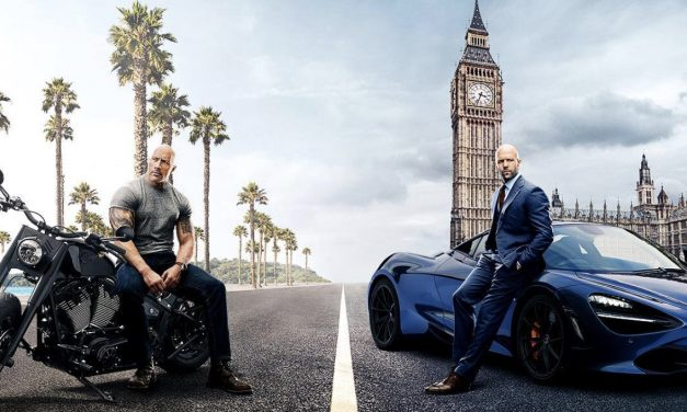 'Hobbs and Shaw' Races to the Top of the Box Office