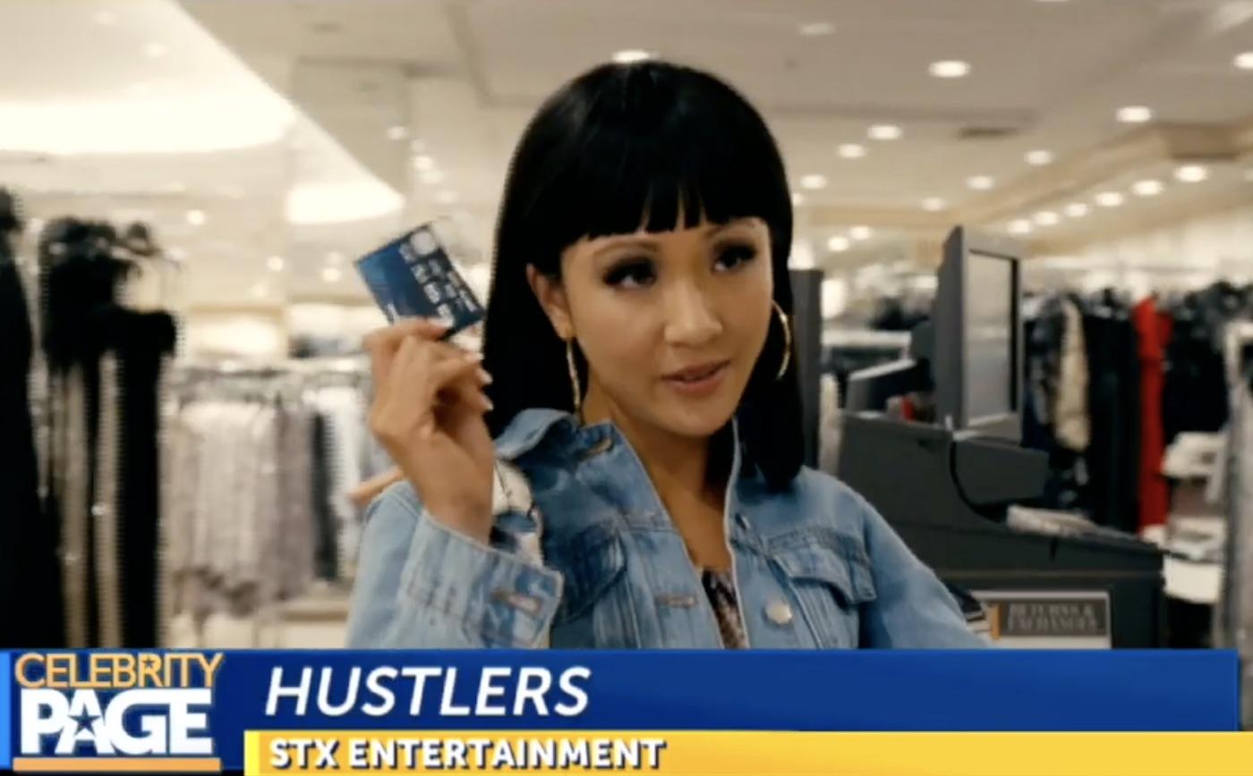 Constance Wu in Hustlers