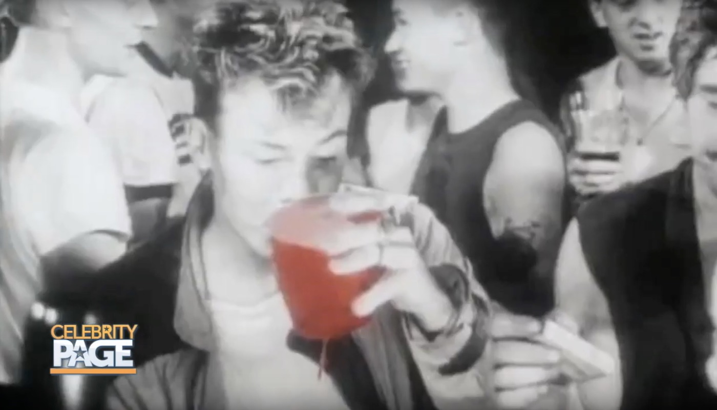 UB40 Red Red Wine Music Video Still
