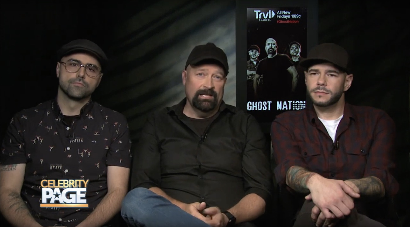 The Ghost Hunters of Ghost Nation