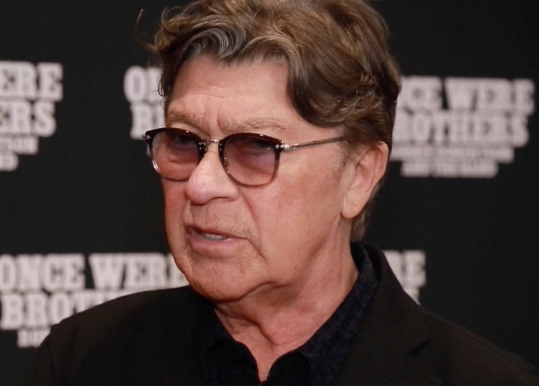 "Robbie Robertson & The Band's New Documentary ""Once Were Brothers"""