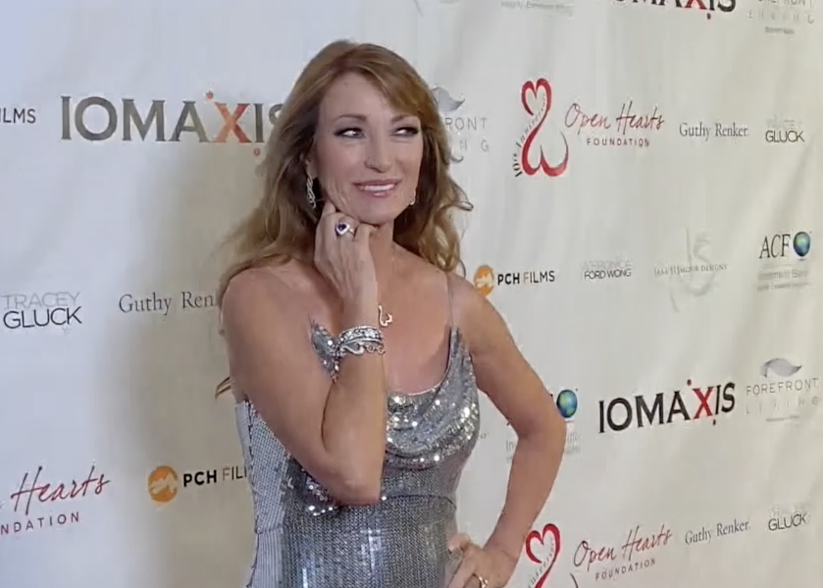 Jane Seymour On Opening Your Heart