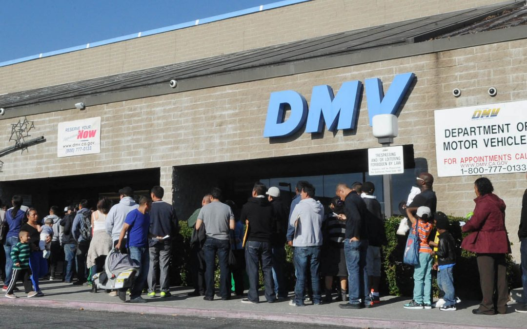 Get Ready For Longer Lines at the DMV!