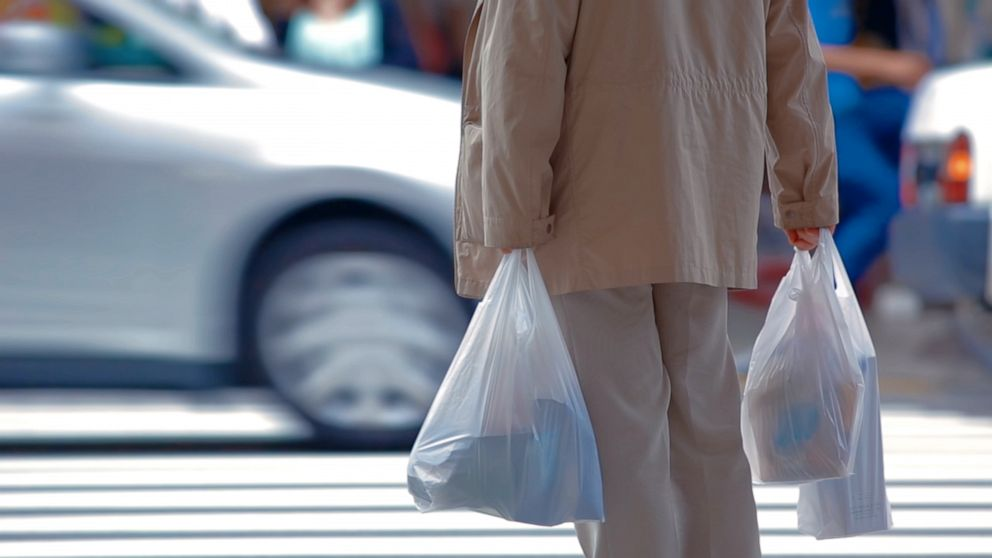 The Plastic Bag Ban is Coming to New York