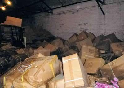 AIA Helps Warehouse Owner With Inventory Claim Due To Superstorm Sandy