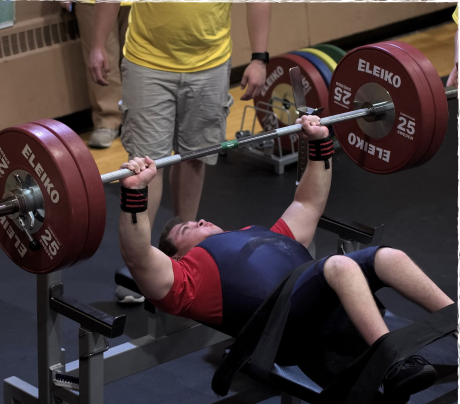 Para Powerlifting One Day Camp