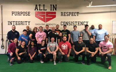 Powerlifting for the People Seminar