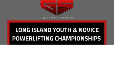 Long Island Youth & Novice Powerlifting Championships